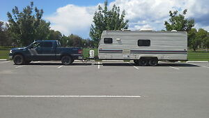 Tuck and trailer combo