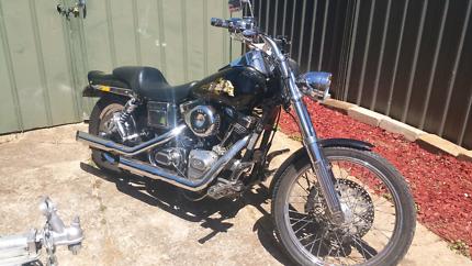 Harley Davidson swap