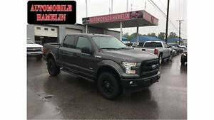 2017 Ford F-150 XLT 6 places crew