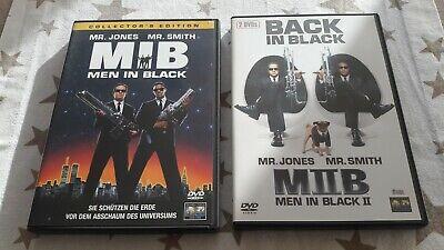 3 x MIB - Men in black Collector's edition + Back in Black MIIB