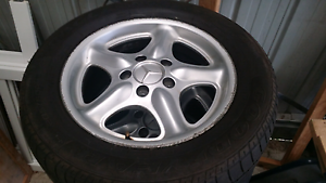 Alloy wheels and tyres Riverstone Blacktown Area Preview