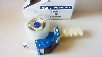 Packing Tape Dispenser Plus 5 Rolls Clear Tape 2 Mil X 2 X 110 Yards Each New