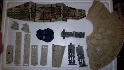 Vintage Star Wars Millennium Falcon Parts Huntingdale Gosnells Area Preview