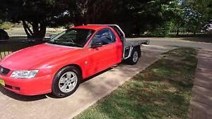 2003 Holden VY 1 Tonner ute LS1 Goulburn Goulburn City Preview