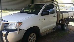 2007 Toyota Hilux Ute Baralaba Banana Area Preview