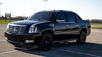 2007 Cadillac Escalade  2007 Cadillac Escalade EXT