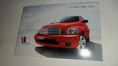 2010 Chevrolet HHR 16-page Original Sales Brochure Catalog - Panel Van and SS