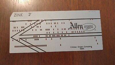 Organs - Allen Organ Adc