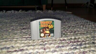 Donkey Kong 64 Nintendo N64 Cartridge PAL