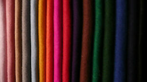 Felt-Fabric-Sold-per-metre-Wide-150cm-100-Polyester-2-3mm