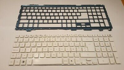 Clavier Packard Bell Easynote TV44HC azerty BE V121702GK1 Keyboard