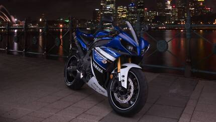 Yamaha r1 in very good condition
