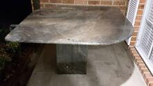 Marble Dining Table North Wahroonga Ku-ring-gai Area Preview