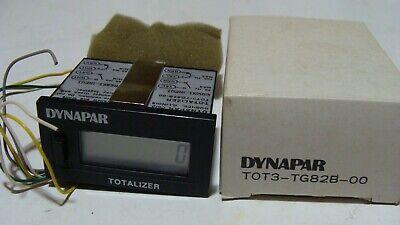 Nib Dynapar Totalizer Digital Counter  Tot3-tg82b-00