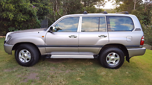 Toyota Landcruiser 100 series GXL turbo diesel auto 2004 Eudlo Maroochydore Area Preview