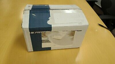 Bk Precision 1627a Digital Display Dc Power Supply 30v3a 120vac