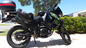 SELL OR SWAP 2013 KLR650 LAMS APPROVED LOW 14,xxx KMS Madeley Wanneroo Area Preview