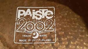 """PAISTE RUDE 20"""" RIDE CYMBAL Claremont Nedlands Area Preview"""