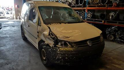 Volkswagen Caddy Turbo 2008 - Now Wrecking - Many parts Available
