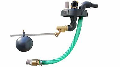 Ibc Dn 150 Lid Suction Hose Overfill Protection Pump Connection IN 1 1/4 Inch