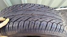 1x Dunlop Sports 300 Tire size: 195 65 / 15 car tyre 99% tread Ryde Ryde Area Preview