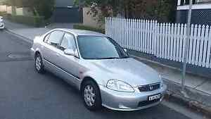 2000 Honda Civic Sedan Fortitude Valley Brisbane North East Preview