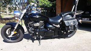 2008 VZ Suzuki  Boulevard 800cc Chermside Brisbane North East Preview