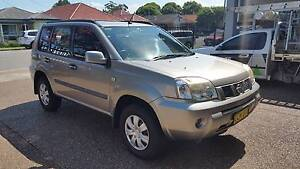 2004 Nissan X-trail ST (4x4) T30 2.5L 4 Cylinder Wagon - Manual Waratah Newcastle Area Preview