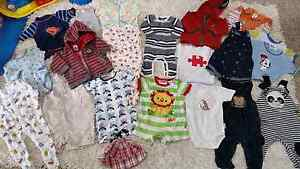 Baby boys clothes 0-6 months lots Bonds Ralph 61+ items Hackett North Canberra Preview