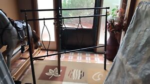Metal Frame double headboard $25