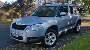 SKODA YETI ONLY 15000KMS! LIKE NEW Everard Park Unley Area Preview
