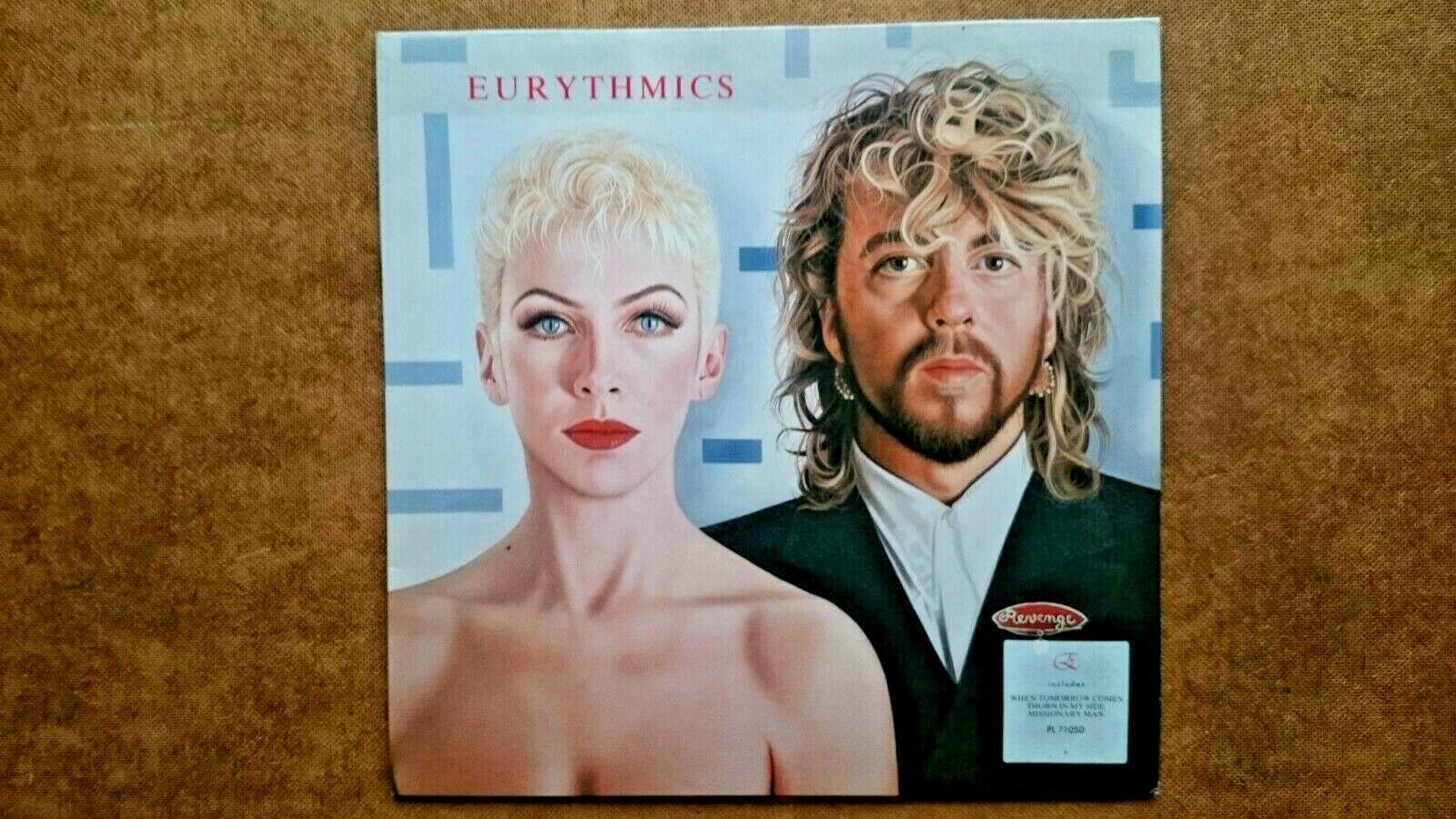 Eurythmics: Revenge ( Vinyl Record LP 1986)