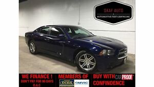 2013 Dodge Charger ONE OWNER! LOW KM! WE FINANCE!
