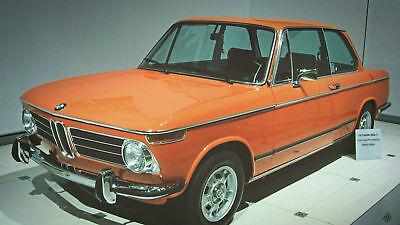 Nostalgic-Art 84039 BMW Service