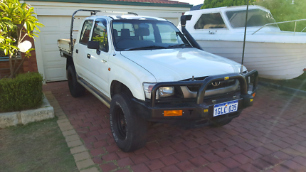 2004 3.0l Diesel Hilux Perth Perth City Area Preview
