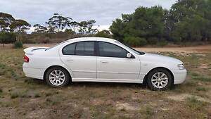 2005 Ford Falcon BA MKII Car Owen Wakefield Area Preview