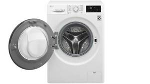 LG 7.5kg Front Load Washer_ WD1275TC5W