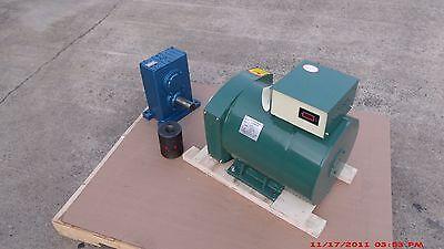St-5 Kw Genalternator Pto Gear Box Coupler Combo Kit 120240 V. 5060 Hz