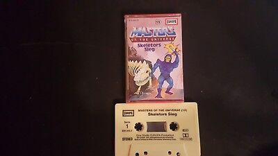 "Masters of the Universe / He Man / Motu ""Folge Nr.13"" MC"