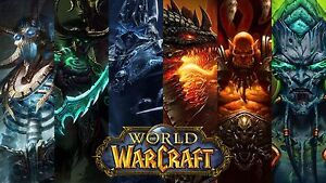 NEEDED!World of Warcraft Collector's Edition boxes with contents