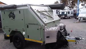 Bushlapa Off Road Camper Van Melrose Park Mitcham Area Preview
