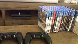 2TB PS4 2 controllers 14 games ultimate package Mirrabooka Stirling Area Preview