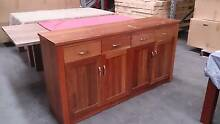 Solid hard wood Buffet spotted gum Dandenong South Greater Dandenong Preview