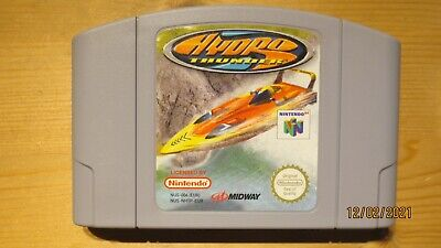 Hydro Thunder for Nintendo 64 N64. Cart Only. Pal
