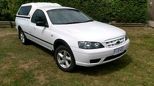 2006 RTV BF FALCON UTE Blackstone Heights Meander Valley Preview