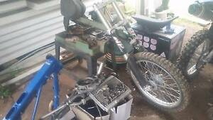 04/05 Husaberg parts Morisset Lake Macquarie Area Preview