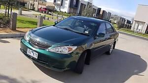 2002 Toyota Camry Ateva 4cyl - REG+RWC - IMMACULATE! Coburg North Moreland Area Preview