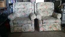 Matching Armchairs South Windsor Hawkesbury Area Preview