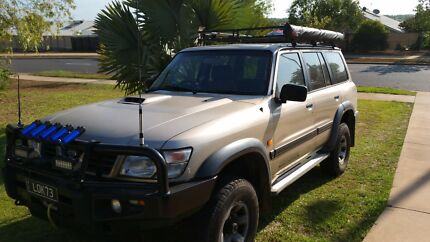 1998 Nissan Patrol Wagon Rosebery Palmerston Area Preview