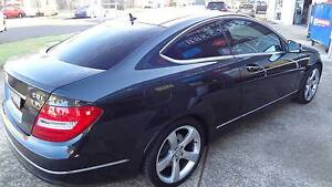 MERCEDES C250 TURBO DIESEL COUPE Richmond Hawkesbury Area Preview